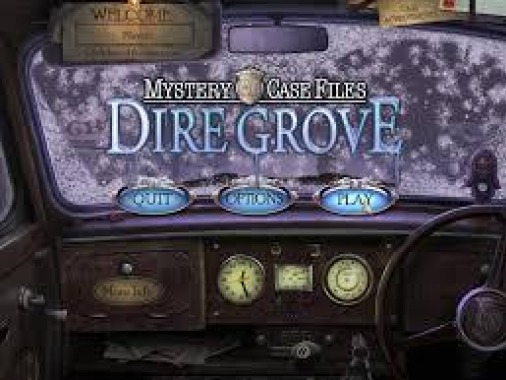[Multi4] ]Mystery Case Files 6 Dire Grove [MULTI5]  [PC]
