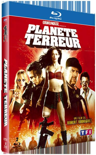Planète terreur - un film Grindhouse [FRENCH | Blu-Ray 720p]