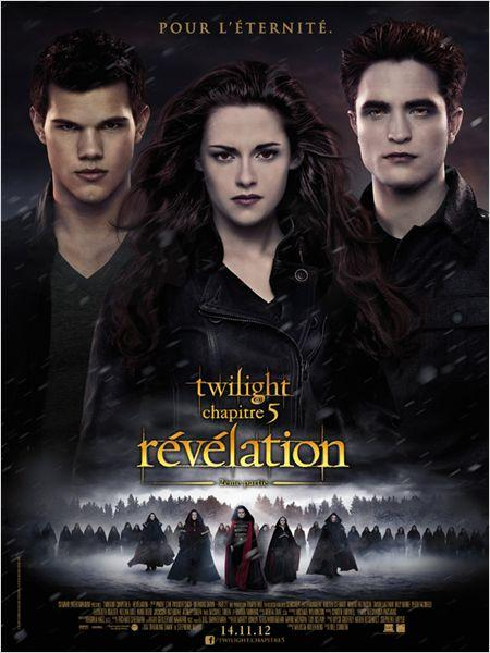 Twilight - Chapitre 5 : Révélation 2e partie (2012) | TRUEFRENCH | TS-MD