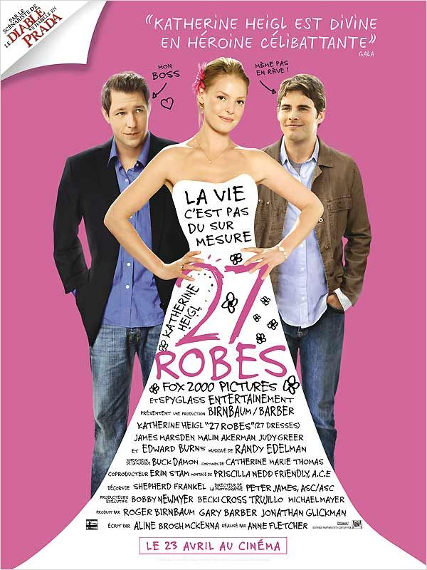 27 robes [FRENCH] [DVDRIP] [MULTI]