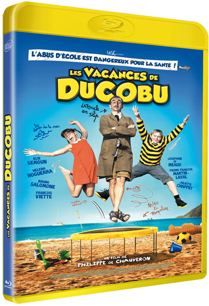 Les Vacances de Ducobu [FRENCH] [Blu-Ray 1080p] [MULTI]