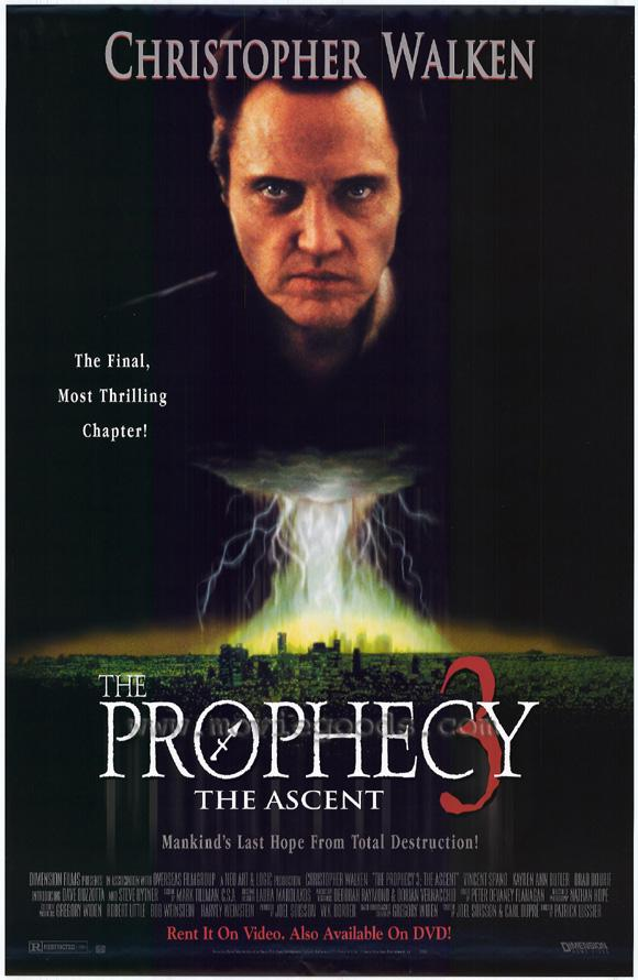 The Prophecy 3 : the ascent | DVDRiP | MULTI | FRENCH