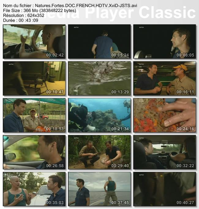 [Multi]Natures Fortes  (2013) |FRENCH| [HDTV]