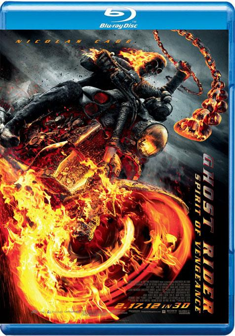 Ghost Rider : L'Esprit de Vengeance [TRUEFRENCH DTS] [Blu-Ray 720p + 1080p]