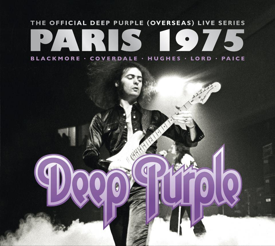 Deep Purple - Live In Paris (1975) [Multi]