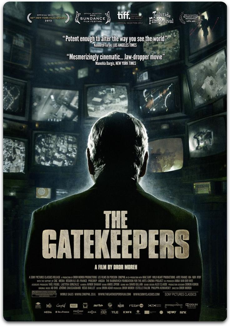 [MULTI] The Gatekeepers  |FRENCH| [HDTV]