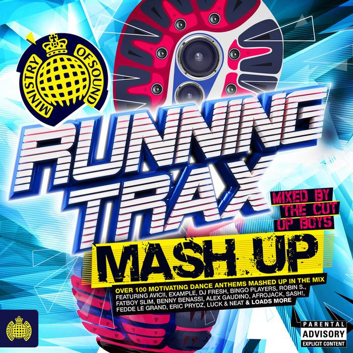 VA - Ministry Of Sound: Running Trax Mash Up (2012) [MULTI]