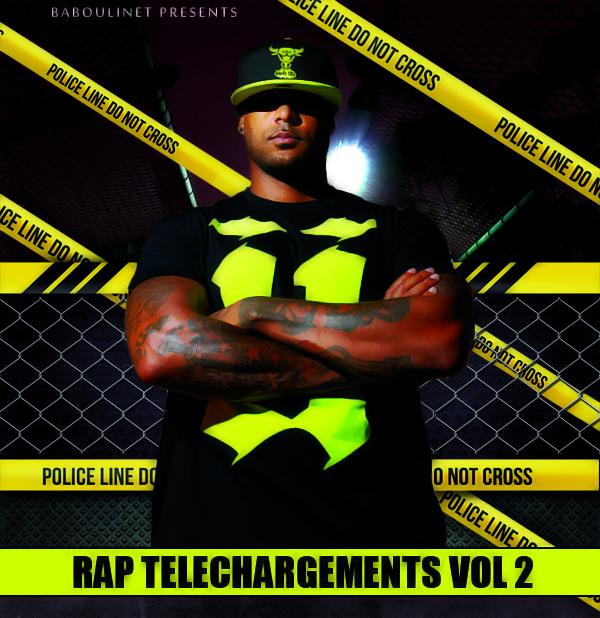 Rap Telechargements Vol.2 (2012) [Multi]
