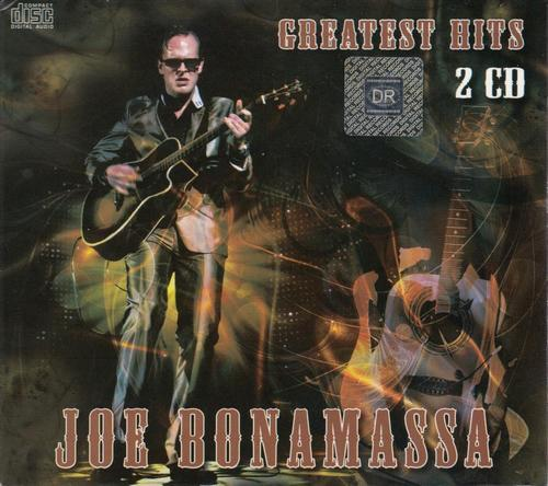 Joe Bonamassa - Greatest Hits (2012) [Multi]