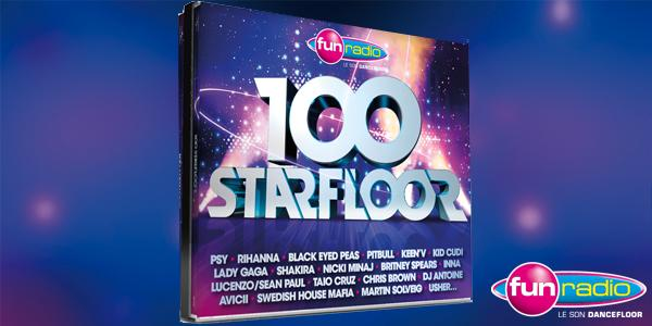 Fun Radio 100 Starfloor  [Multi]