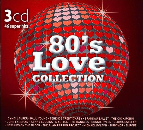 80's Love Collection (2012) [Multi]