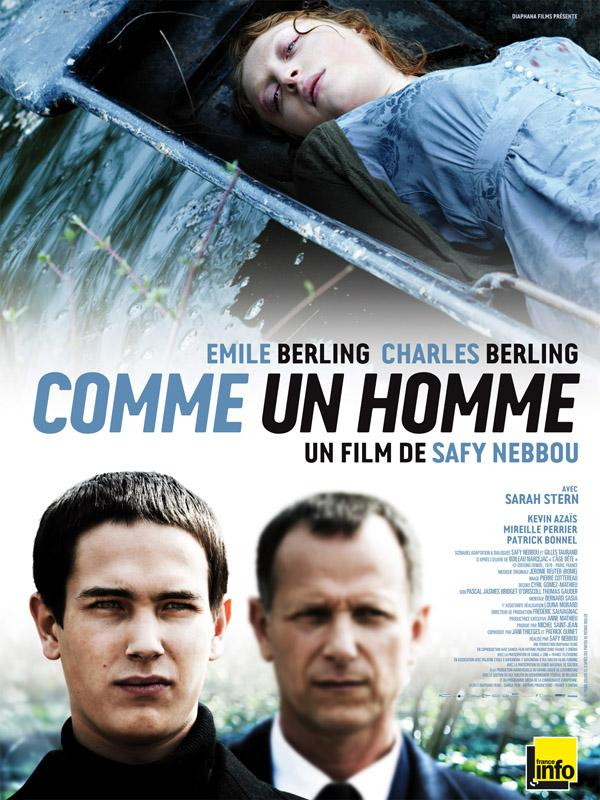 Comme un homme (2012) [1CD] [FRENCH] [DVDRIP] [MULTI]