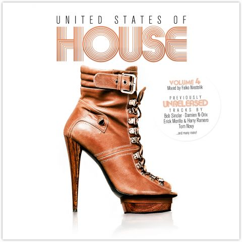 VA -  United States Of House Vol.04 (2013) [MULTI]