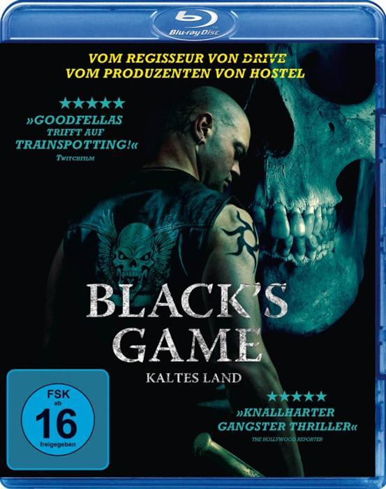 Black's Game (2012) [FRENCH] [Blu-Ray 1080p]
