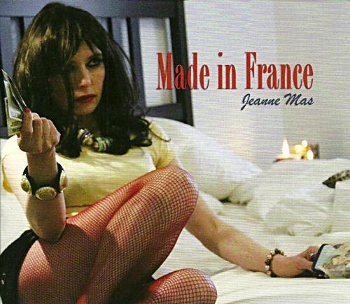 Jeanne Mas - Made in France (2012) [Multi]