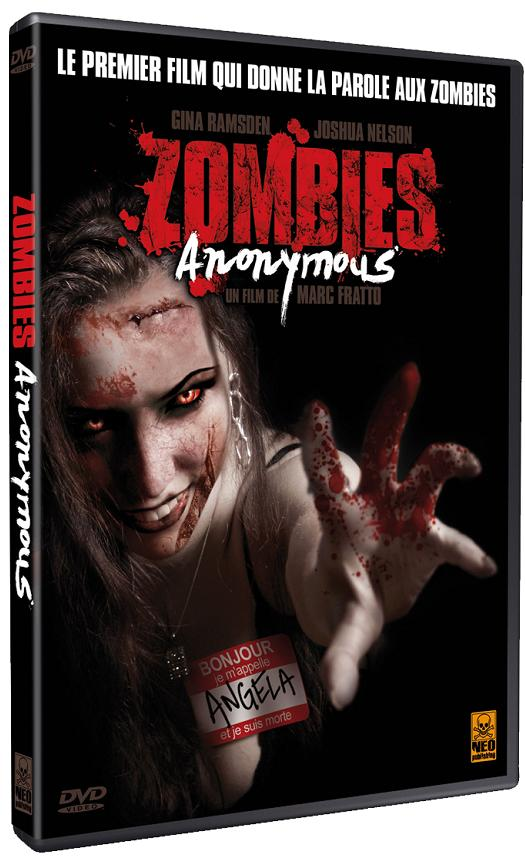 Zombies Anonymous | DVDRiP | MULTI | VOSTFR