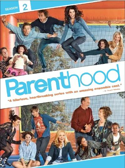 [MULTI] Parenthood - Saison 1 et 2 EP [22/22][FRENCH][DVDRIP]
