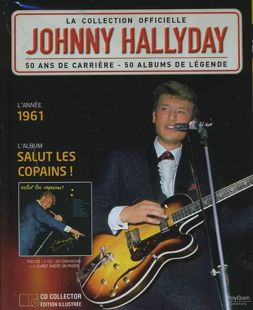 Johnny Hallyday - Salut Les Copains - Volume 15 (1961) (REMASTERED) [MULTI]