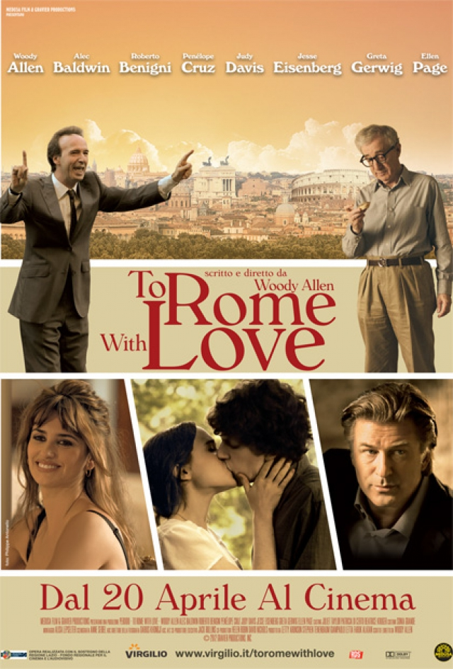 To Rome with Love [1CD] [DVDRiP] [TRUEFRENCH]