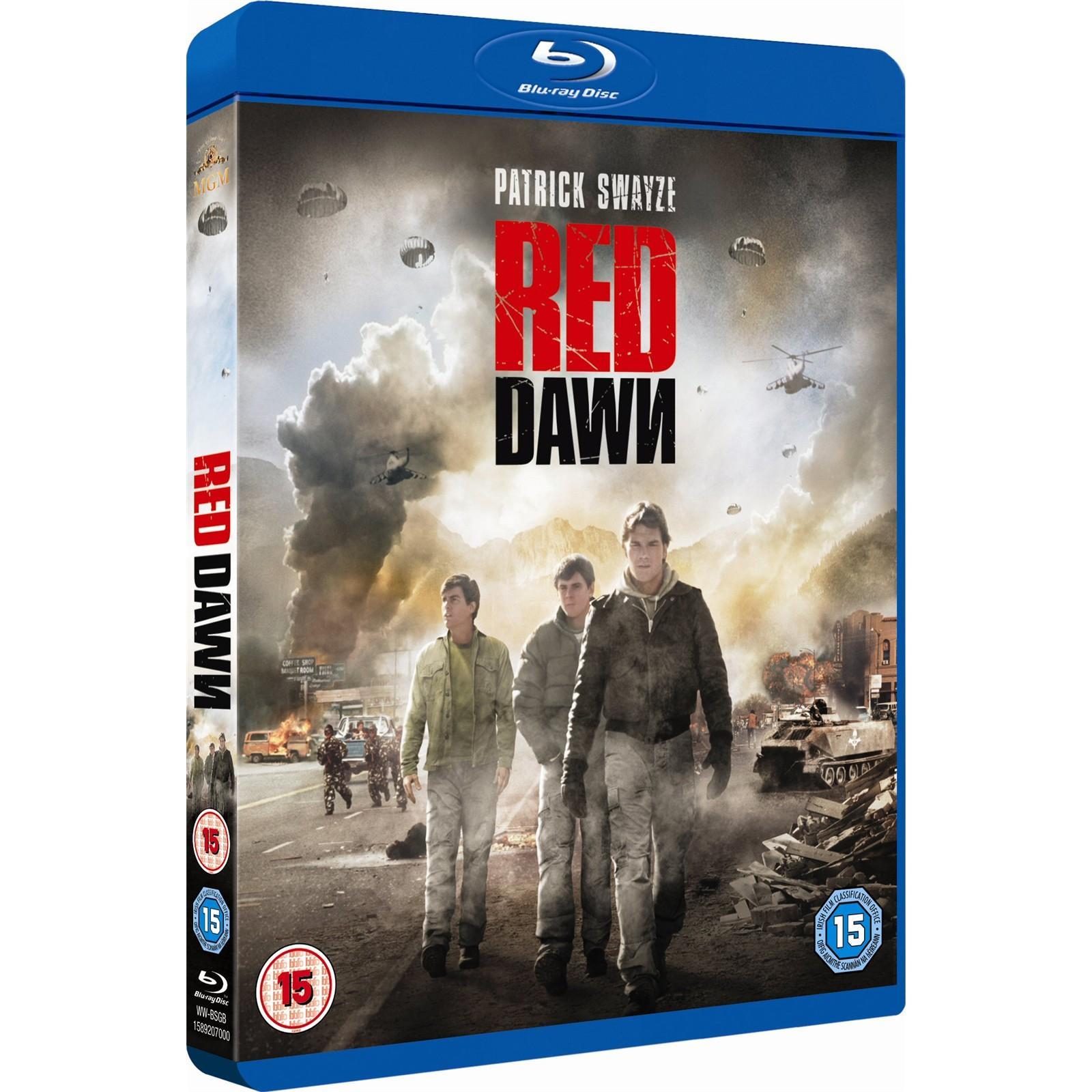Red Dawn (2012) [VOSTFR] [Blu-Ray 720p + 1080p]