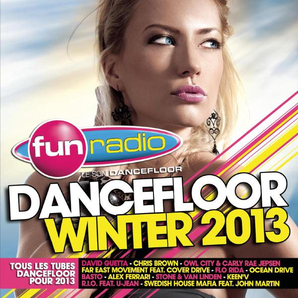 Fun Radio: Fun Dancefloor Winter 2013