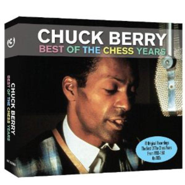 Chuck Berry - Best Of The Chess Years (2012) [Multi]