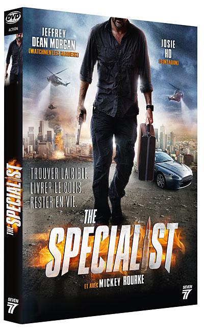The Specialist (2012) [TRUEFRENCH] [DVDRIP AC3]