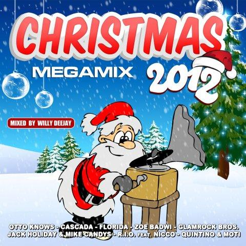 Christmas Megamix 2012 [Multi]