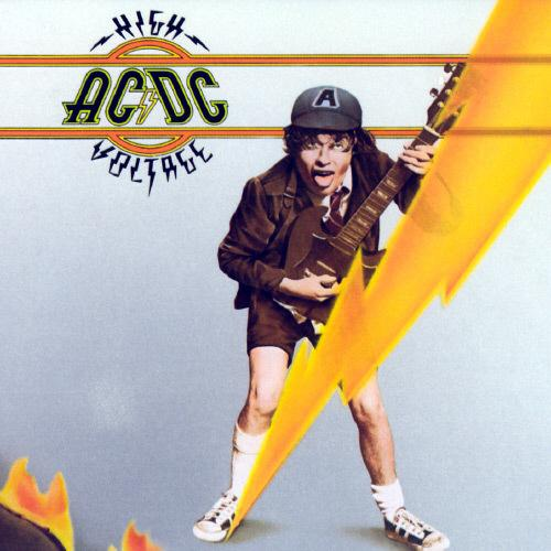ACDC - High Voltage (2003) (REMASTERED) [FLAC] [MULTI]