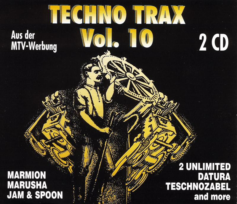 Techno Trax Vol.10 [Multi]