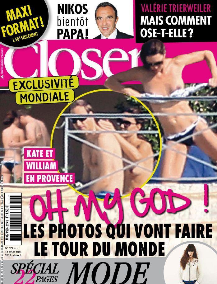 Closer N°379 - 14 au 21 Septembre 2012 [Multi]