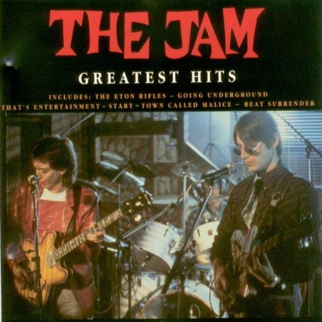 The Jam - Greatest Hits [Multi]
