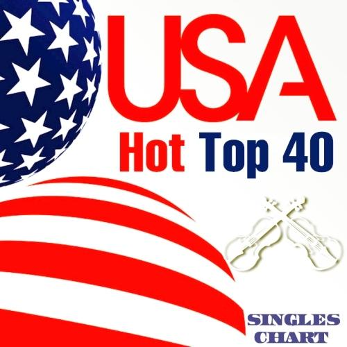 USA Hot Top 40 Singles Chart 30 December (2012) [Multi]