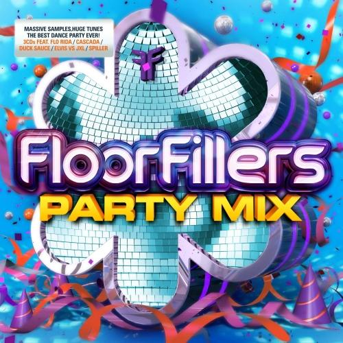 Floorfillers Party Mix (2012) [Multi]