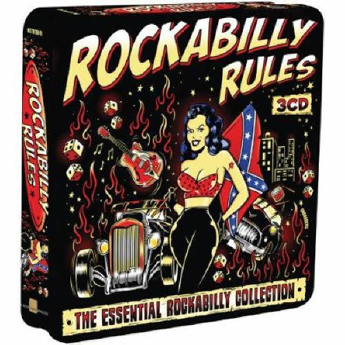 VA - Rockabilly Rules - The Essential Rockabilly Collection (3CD) (2012)
