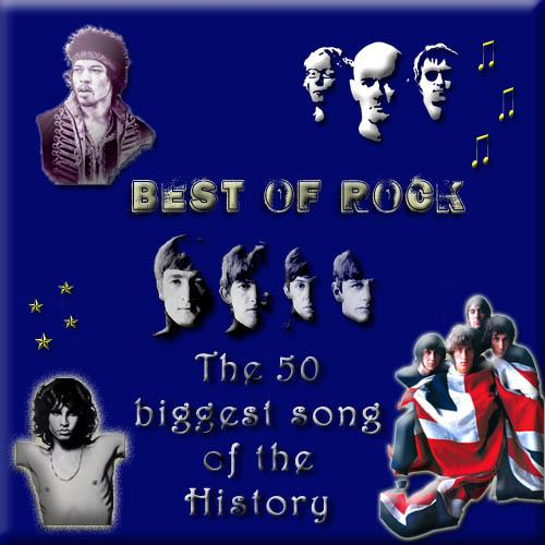The Best Of Rock - The 50 Biggest Songs Of History [Multi]