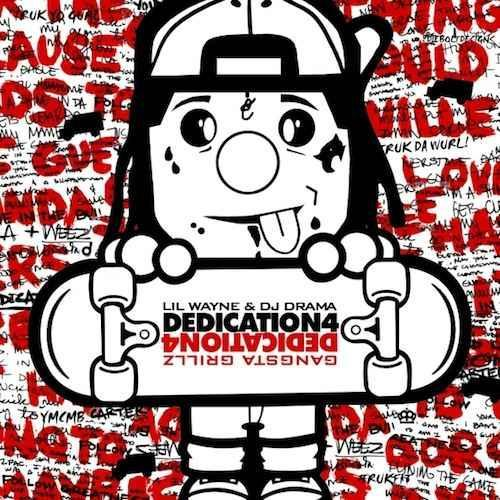 Lil Wayne & DJ Drama - Dedication 4 (2012) [Multi]