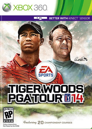 Tiger Woods PGA Tour 14 (2013)