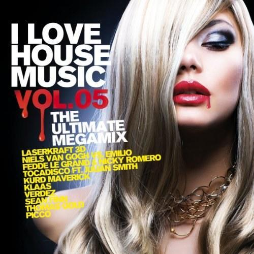 I Love House Music Vol.5 (2012) [Multi]