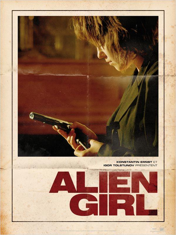 Alien Girl | DVDRiP | MULTI | VOSTFR