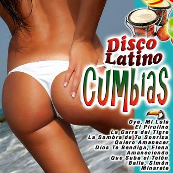Disco Latino Cumbias