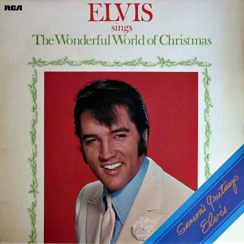 Elvis Presley - The Wonderful World of Christmas [FLAC] [MULTI]