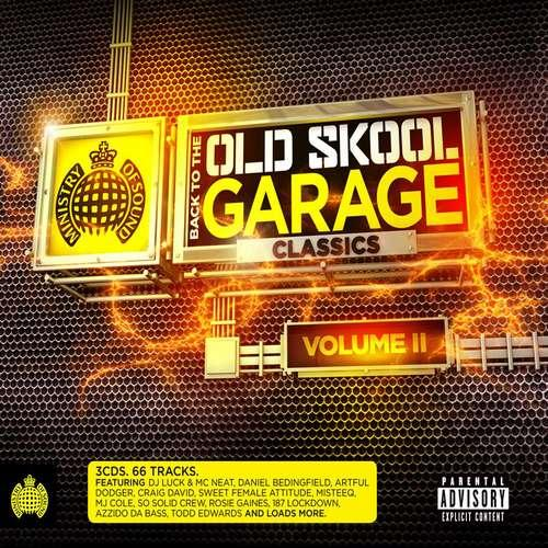 Ministry Of Sound - Back To The Old Skool Garage Classics Vol.2 (2012) [Multi]