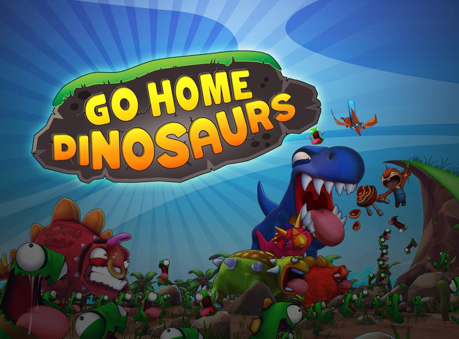 [MULTI] Go Home Dinosaurs  [PC]