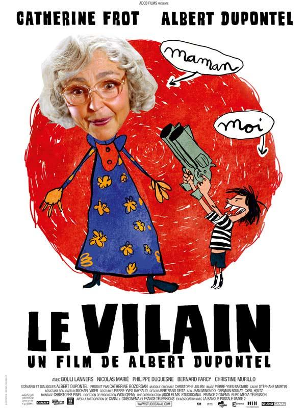 Le Vilain [AC3] [BRRIP] [FRENCH] [MULTI]