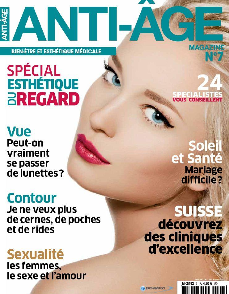 Anti Age Magazine 7 - Juillet Septembre 2012 [Multi]