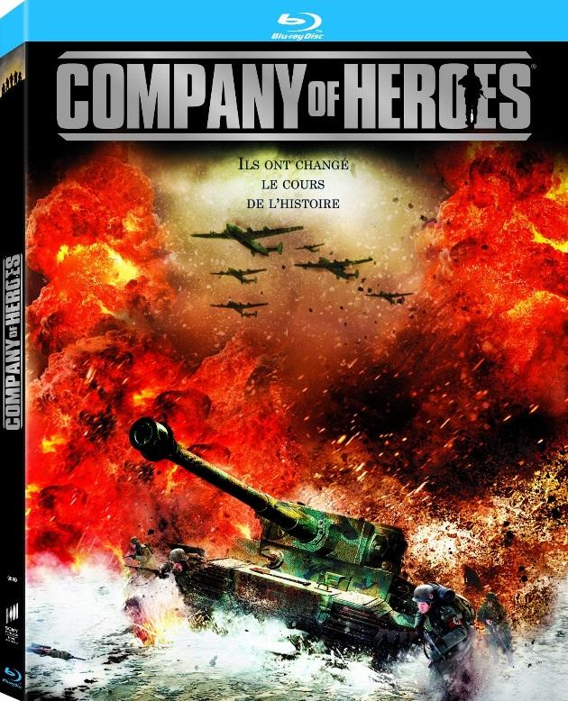 Company of Heroes  (2013) [AC3] [FRENCH] [BDRIP] [MULTI]