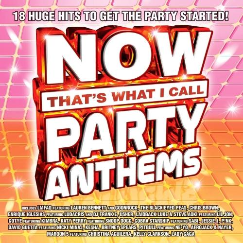 Now That's What I Call Party Anthems (2013) [Multi]