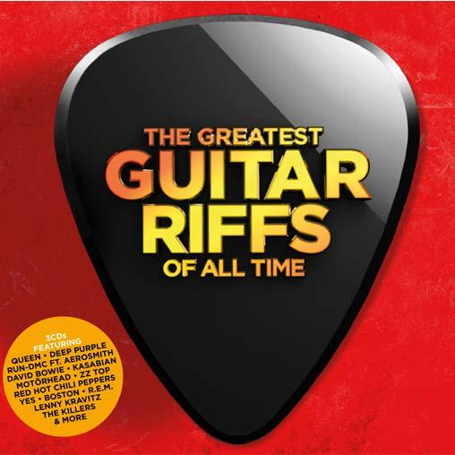 The Greatest Guitar Riffs Of All Time (2012) [Multi]