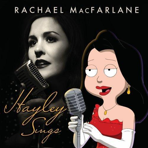 Rachael MacFarlane - Hayley Sings (iTunes Version) (2012) [Multi]